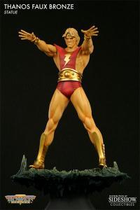 Gallery Image of Warlock Original Polystone Statue
