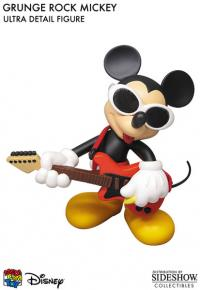 Gallery Image of Grunge Rock Mickey Vinyl Collectible