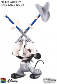 Gallery Image of Two-Gun Mickey Vinyl Collectible