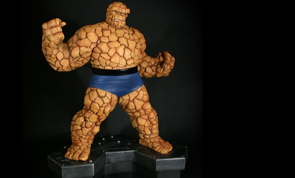 Gallery Feature Image of The Thing Polystone Statue - Click to open image gallery