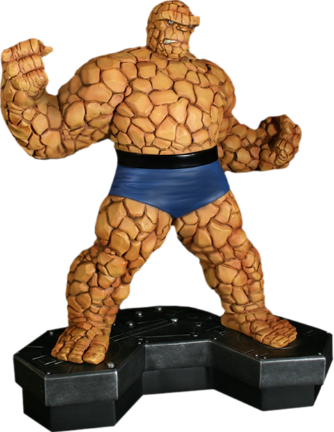 Bowen Designs The Thing Polystone Statue