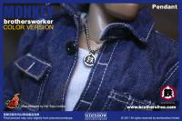Gallery Image of Monkey Brothersworker Sixth Scale Figure