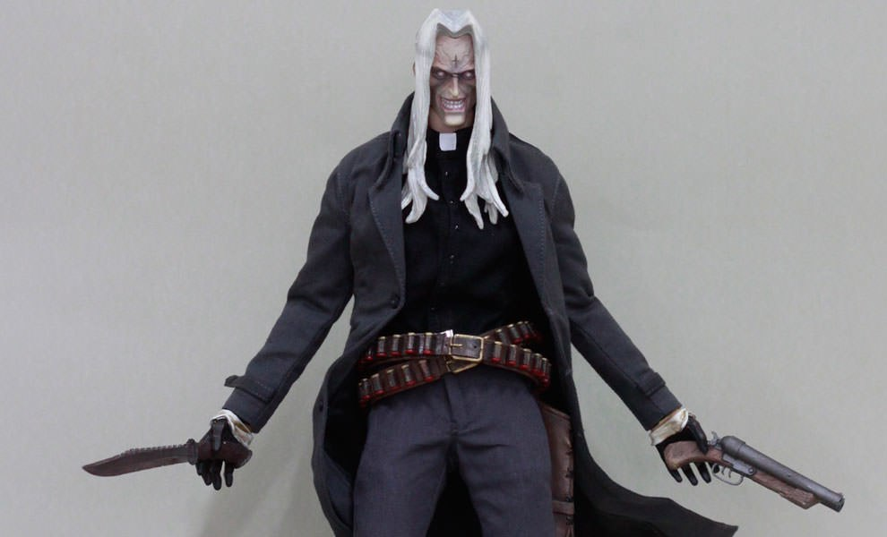 Gallery Feature Image of Ivan Isaacs - Priest Sixth Scale Figure - Click to open image gallery