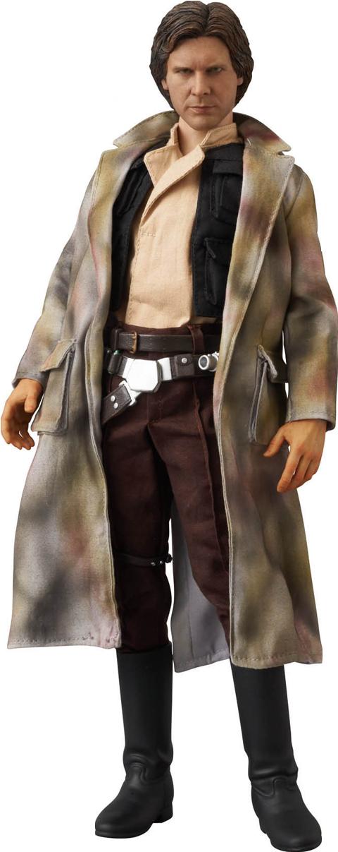 Medicom Toy, Enterbay Han Solo Collectible Figure
