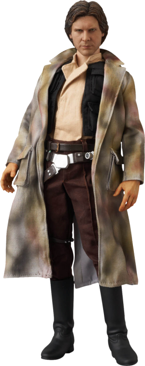 Han Solo Collectible Figure
