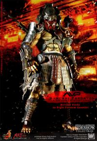 Gallery Image of Alien vs Predator : Samurai Predator Sixth Scale Figure