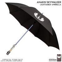 Gallery Image of Anakin Skywalker Lightsaber Umbrella Miscellaneous Collectibles