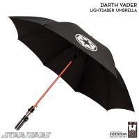 Gallery Image of Darth Vader Lightsaber Umbrella Miscellaneous Collectibles
