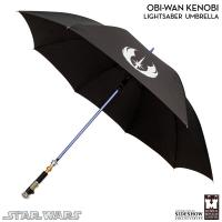 Gallery Image of Obi Wan Lightsaber Umbrella Miscellaneous Collectibles