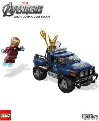 Gallery Image of Lokis Cosmic Cube Escape LEGO Toys