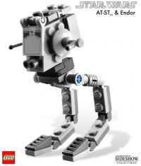 Gallery Image of AT-ST and Endor LEGO Toys
