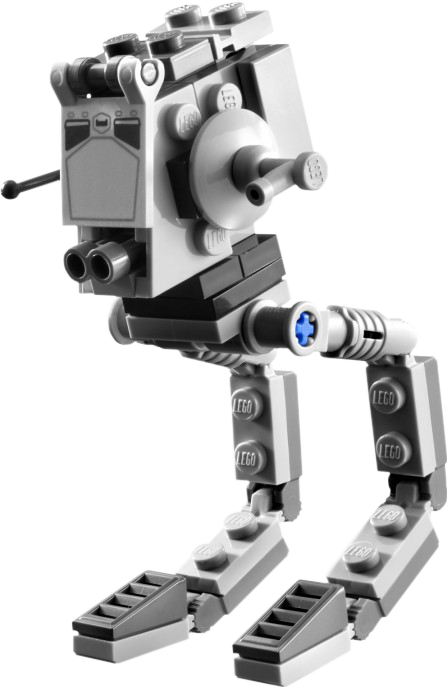 LEGO (R) AT-ST and Endor LEGO Toys