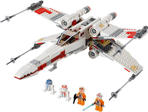 LEGO (R) X-wing Starfighter LEGO Toys