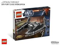 Gallery Image of Sith Fury-class Interceptor LEGO Toys