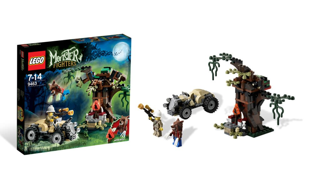 Gallery Feature Image of The Werewolf LEGO Toys - Click to open image gallery