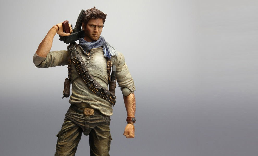 Gallery Feature Image of Nathan Drake Collectible Figure - Click to open image gallery