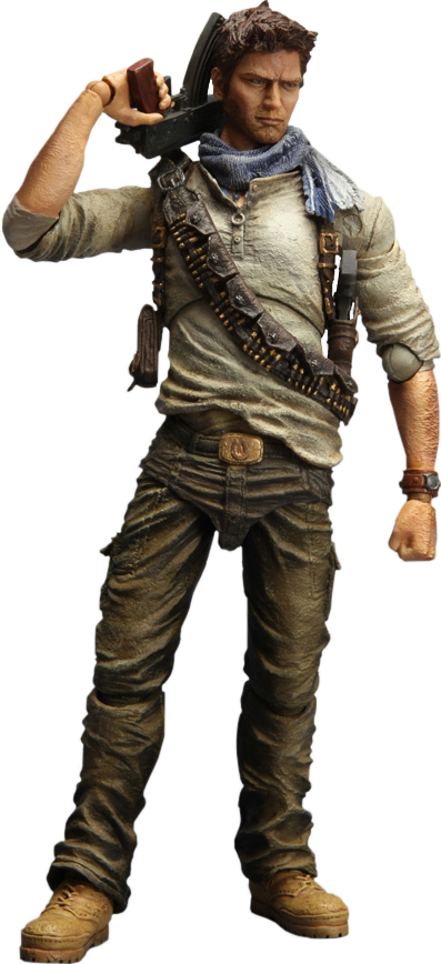 Square Enix Nathan Drake Collectible Figure