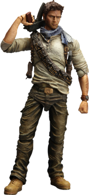 Nathan Drake Collectible Figure