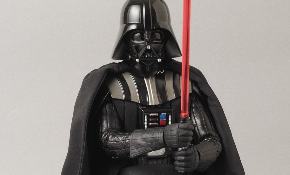 Gallery Feature Image of Darth Vader - Ver. 2.0 Collectible Figure - Click to open image gallery