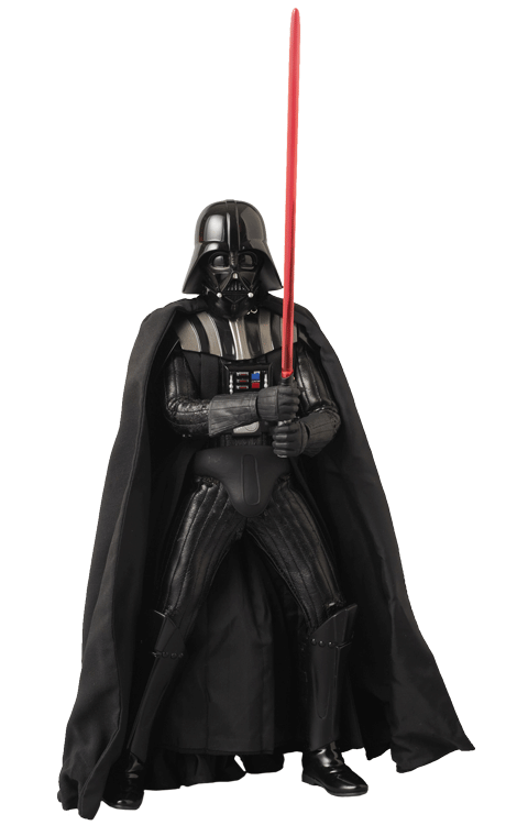 Medicom Toy Darth Vader - Ver. 2.0 Collectible Figure