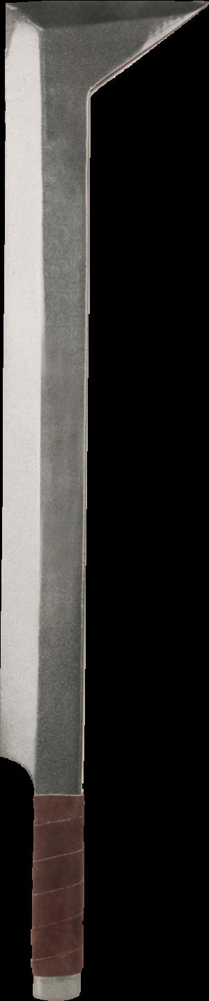 Uruk Hai Sword Prop Replica