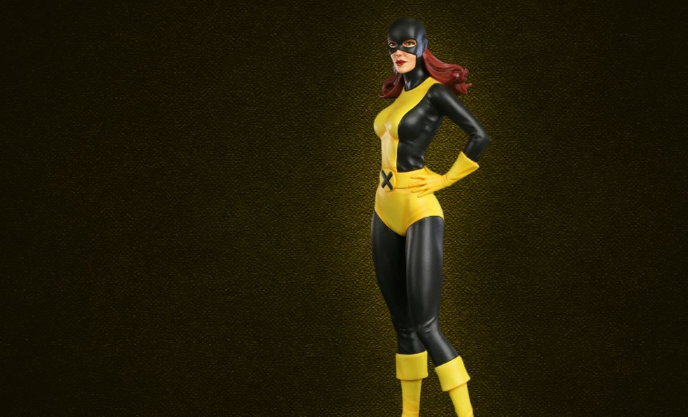 Gallery Feature Image of Jean Grey Marvel Girl Original Polystone Statue - Click to open image gallery