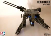 Gallery Image of MGS REX Collectible Figure