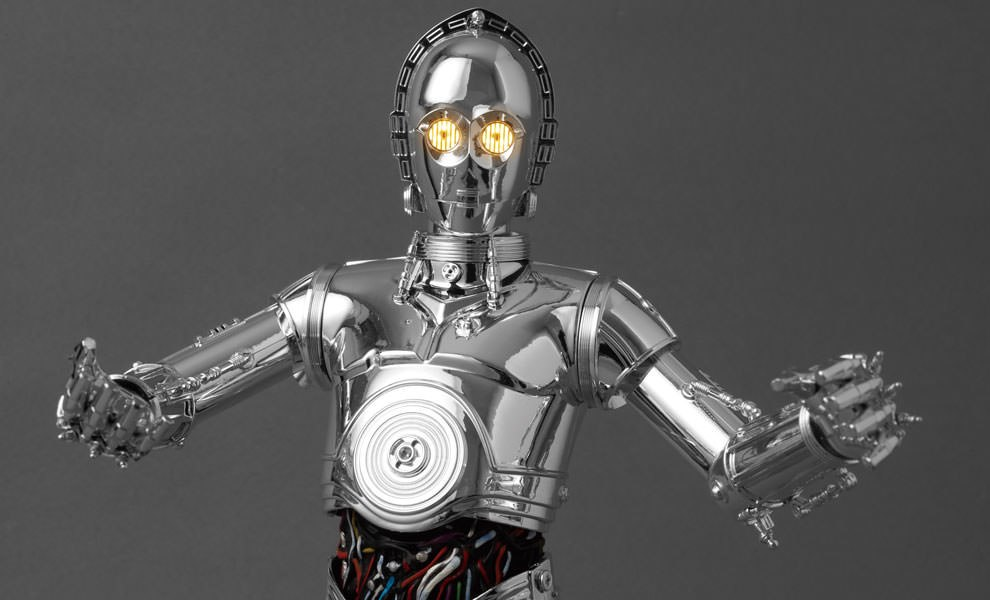 Gallery Feature Image of TC-14 Collectible Figure - Click to open image gallery