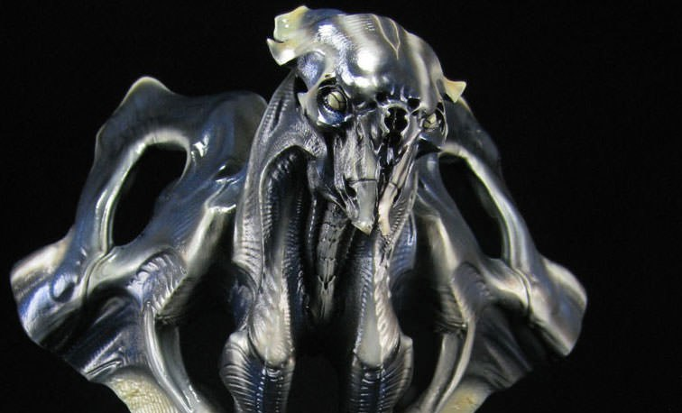 Gallery Feature Image of Super 8 Alien Collectible Bust - Click to open image gallery