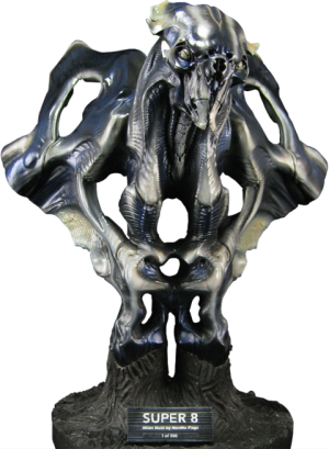 Super 8 Alien Collectible Bust