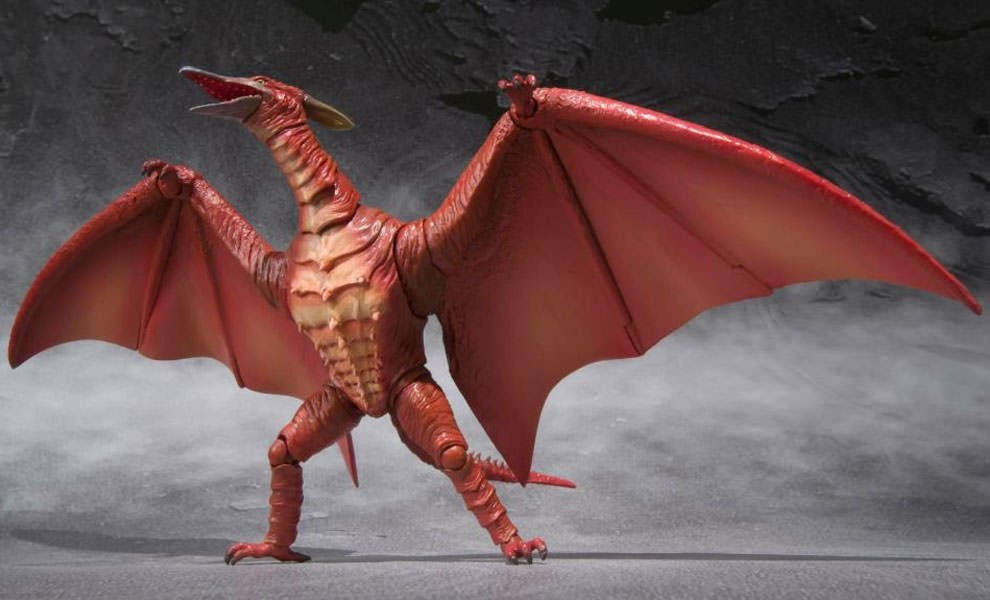Gallery Feature Image of Fire Rodan Collectible Figure - Click to open image gallery