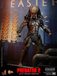 Gallery Image of City Hunter Predator Sixth Scale Figure