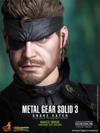 Gallery Image of Naked Snake Sixth Scale Figure
