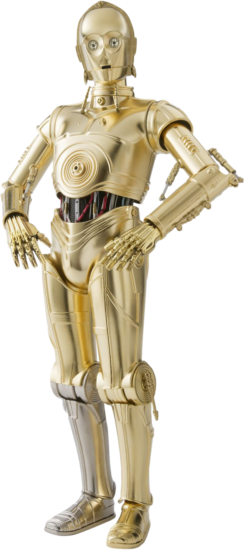 Sideshow Collectibles and Tamashii Nations C-3PO Sixth Scale Figure