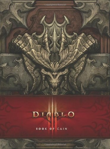 Insight Editions Diablo III Book of Cain Book