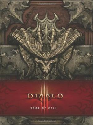 Diablo III Book of Cain Book