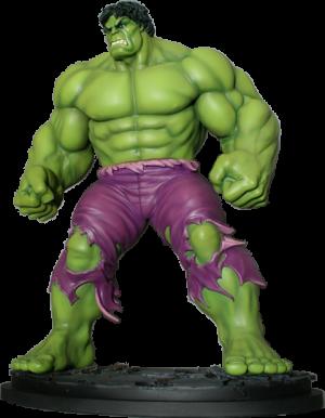 Savage Hulk Polystone Statue