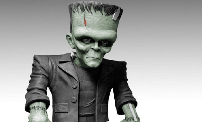 Gallery Feature Image of Frankenstein Collectible Figure - Click to open image gallery