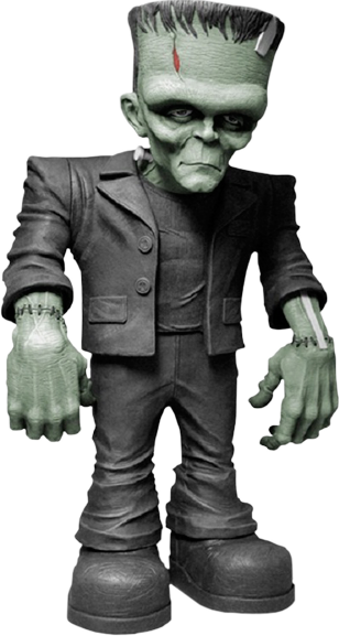 Mezco Toyz Frankenstein Collectible Figure