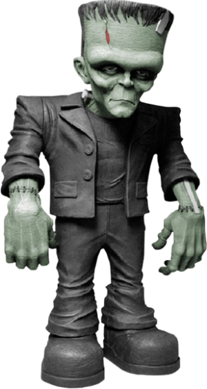 Frankenstein Collectible Figure