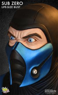 Gallery Image of Sub-Zero Life-Size Bust