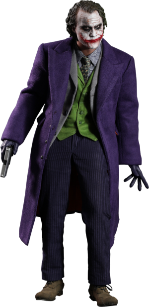 The Joker 2.0 - DX Series Sixth Scale Figure