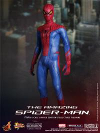 Gallery Image of The Amazing Spider-Man Sixth Scale Figure