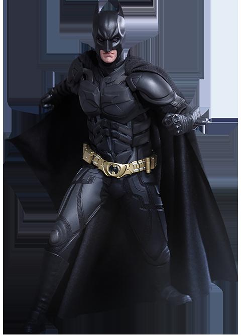 Hot Toys Batman - Bruce Wayne - DX Series Sixth Scale Figure