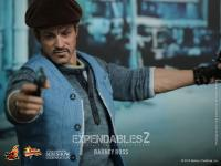 Gallery Image of Barney Ross Sixth Scale Figure