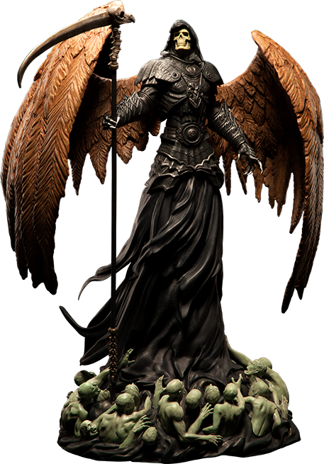 ARH Studios Angel of Death Polystone Statue