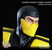 Gallery Image of Scorpion Quarter Scale Statue