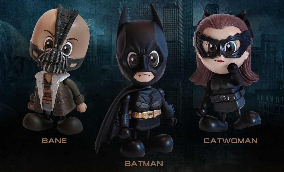 Gallery Feature Image of The Dark Knight Rises Vinyl Collectible - Click to open image gallery