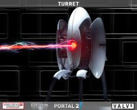 Gallery Image of Portal 2 Turret Polystone Statue