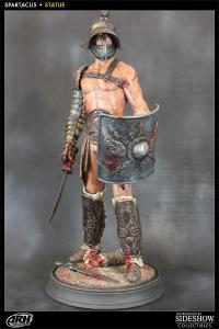 Gallery Image of Spartacus Polystone Statue